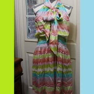 Jessica Simpson dress (PK58)